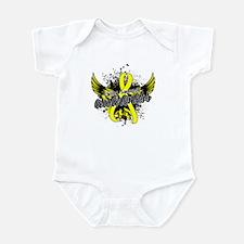Ewing Sarcoma Awareness 16 Infant Bodysuit