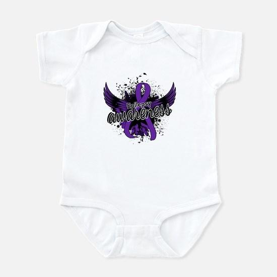Epilepsy Awareness 16 Infant Bodysuit