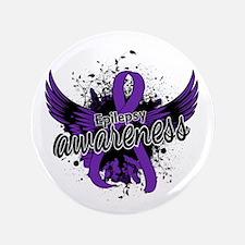 Epilepsy Awareness 16 Button