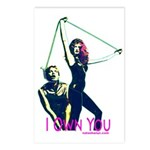 I Own You Postcards (Package of 8)
