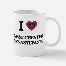 I love West Chester Pennsylvania Mugs