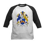 Ranson Family Crest Kids Baseball Jersey