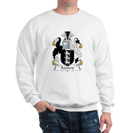 Radford Family Crest Sweatshirt
