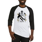 Radcliffe Family Crest Baseball Jersey