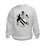 Radcliffe Family Crest Kids Sweatshirt