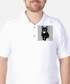 Trouble On the Mewniverse Golf Shirt