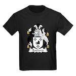 Radborn Family Crest Kids Dark T-Shirt