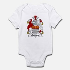 Quinton Family Crest Infant Bodysuit
