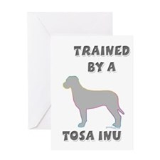 Tosa Slvr Greeting Card