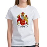 Quincy Family Crest Women's T-Shirt