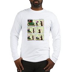 N-I-T (Comic 1) Long Sleeve T-Shirt