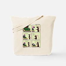 N-I-T (Comic 1) Tote Bag