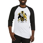 Quicke Family Crest Baseball Jersey