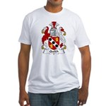 Quelch Family Crest Fitted T-Shirt