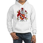 Quelch Family Crest Hooded Sweatshirt