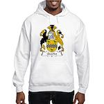 Quarles Family Crest Hooded Sweatshirt