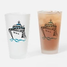 Cruising Drinking Glass