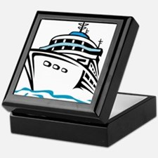 Cruising Keepsake Box