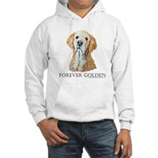 Golden Retreiver Dog Gifts Hoodie