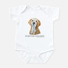 Golden Retreiver Dog Gifts Infant Bodysuit