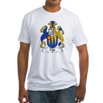 Pyle Family Crest Fitted T-Shirt