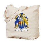 Pyle Family Crest Tote Bag