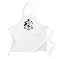 Putnam Family Crest BBQ Apron
