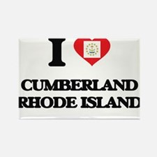 I love Cumberland Rhode Island Magnets