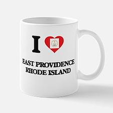 I love East Providence Rhode Island Mugs