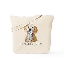 Golden Retreiver Dog Gifts Tote Bag