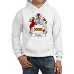 Purdy Family Crest Hooded Sweatshirt
