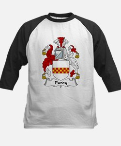 Purdy Family Crest Tee
