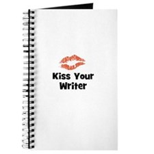 Kiss Your Writer Journal