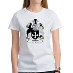 Pulford Family Crest Women's T-Shirt