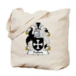 Pulford Family Crest Tote Bag