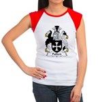 Pulford Family Crest Women's Cap Sleeve T-Shirt