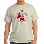 Pryer Family Crest Light T-Shirt