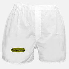 Nuyorican-3 Boxer Shorts