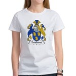 Prudhome Family Crest Women's T-Shirt