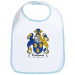 Prudhome Family Crest Bib