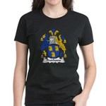 Prudhome Family Crest Women's Dark T-Shirt