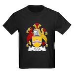 Proud Family Crest Kids Dark T-Shirt