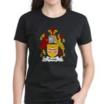Proud Family Crest Women's Dark T-Shirt