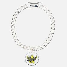 Endometriosis Awareness Bracelet