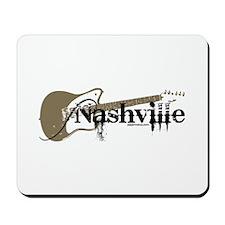 Nashville Guitar Mousepad