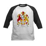 Prince Family Crest Kids Baseball Jersey