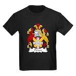 Prince Family Crest Kids Dark T-Shirt