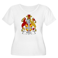 Prince Family Crest T-Shirt