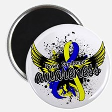 Down Syndrome Awareness 16 Magnet