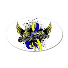 Down Syndrome Awareness 16 Wall Decal